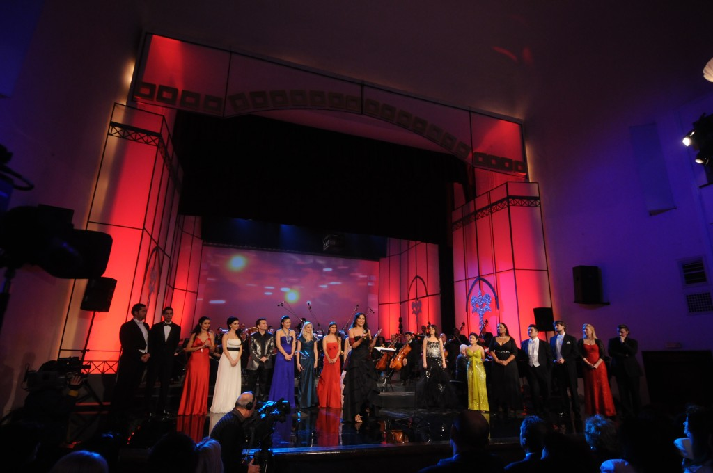 "The 11th International Festival of Operatic Singers ""Marie Kraja"""