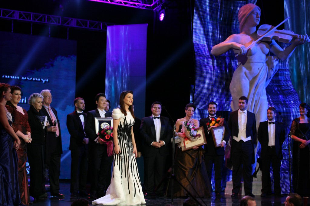 "The 13th International Festival of Operatic Singers ""Marie Kraja"""