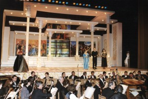 "The 1st Festival of Operatic Singers ""Marie Kraja"""