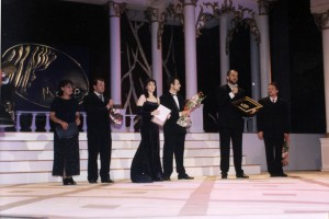 "The 2nd International Festival of Operatic Singers ""Marie Kraja"""