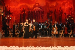 "The 7th International Festival of Operatic Singers ""Marie Kraja"""