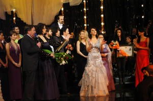 "The 8th International Festival of Operatic Singers ""Marie Kraja"""