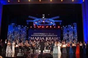"The 16th International Festival of Operatic Singers ""Marie Kraja"""